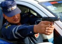 Полицейские застрелили водителя ГАЗели