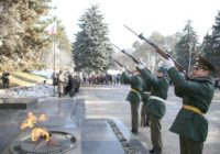75-летие со дня освобождения города отметили в Пятигорске