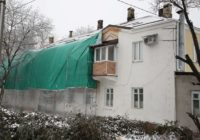 В Пятигорске завершается ремонт дома по улице Ермолова