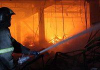 В Пятигорске при пожаре погиб пенсионер