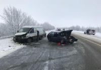 Страшная авария произошла на трассе Минводы-Кисловодск