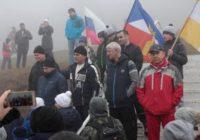 Пятигорчане совершили восхождение на Машук