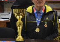 86-летний спортсмен пришел первым из тысячи