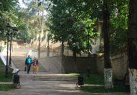 Шаляпинский спуск в Кисловодске
