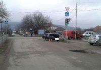 Две машины, пассажир и один светофор пострадали в ДТП