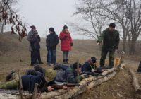 Кисловодские кадеты приняли участие в полевых учениях