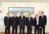 В Железноводске обсудили возможность сотрудничества с курортами