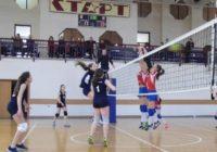 Кисловодчанки стали первыми в волейбольном турнире