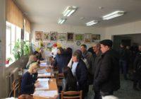 В Ессентуках голосовали жители и отдыхающие