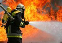 В Ессентуках произошел пожар