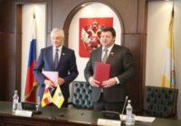 Ставрополье и Северная Осетия будут обмениваться опытом