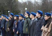 В Ессентуках прошел митинг, посвященный дню войск Нацгвардии РФ