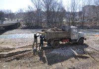 Обильные осадки не привели к подъему рек в Ессентуках