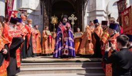 Владыка Феофилакт призвал помочь погорельцам в Пятигорске
