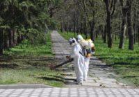 В Ессентуках начинается акарицидная обработка парков и скверов