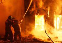 В Ессентуках при пожаре погиб мужчина