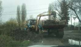 30 кубометров мусора вывезли с берегов Бугунты в Ессентуках
