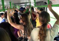 Правила поведения пассажиров в общественном транспорте