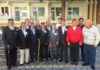 Ветеранов из Ташкента тепло приняли в кисловодском санатории