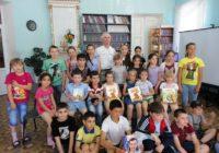 В Кисловодске прошла встреча с российским детским писателем