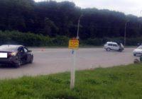 Молодая женщина получила травмы, не уступив дорогу в Пятигорске