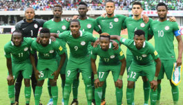 Сборная Нигерии покидает Ессентуки