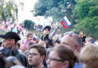 Как пятигорчане встретили День России?