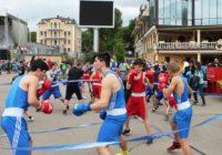 Спартакиада в Ессентуках собрала 500 юных спортсменов