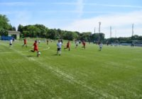 240 юных футболистов встретились на ессентукском стадионе