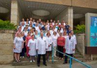 Большая семья кисловодской городской больницы