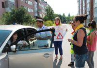 Родительский патруль в Пятигорске проверил перевозку детей