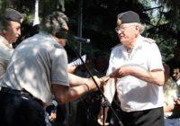 Военные моряки Кисловодска принимают поздравления