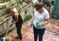 Волонтеры помогли ветерану