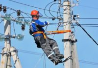 В Кисловодске восстановили электроснабжение