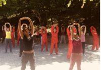 Мастера китайской гимнастики показали как стать здоровее