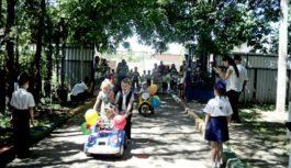 Аллея безопасности для дошколят появилась в Ессентуках