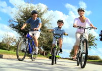 Железная семейка на День города сможет выиграть велосипеды