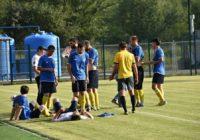 ФК Нарзан одержал победу над футбольной командой из Георгиевска