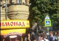 В Пятигорске замечена Настасья Самбурская