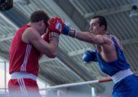 Мужская сборная России по боксу готовится к соревнованиям