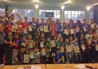 25 золотых медалей завоевали кисловодские кикбоксеры