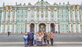 Школьницы получили номинации Нацпрограммы детского туризма