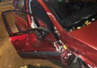В результате ДТП пострадал несовершеннолетний пассажир