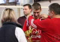В Кисловодске прошел турнир по бадминтону на Кубок гордумы