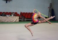 250 лучших гимнасток Ставрополья соревнуются в Кисловодске