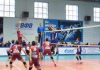 В Кисловодске прошел турнир среди российских волейбольных клубов