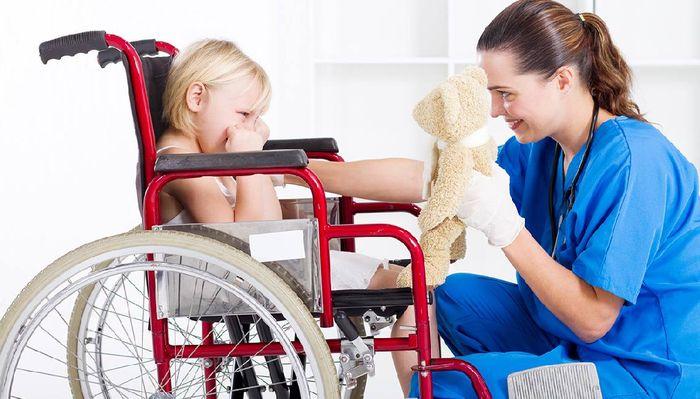 инвалидами