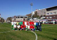 Кисловодские ветераны футбола стали 2-ми на краевом первенстве