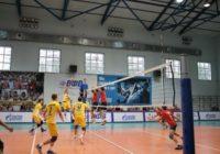 На волейбольные матчи приглашают кисловодчан в конце осени