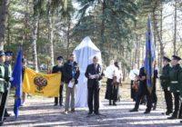 В Пятигорске увековечили имена жертв гражданской войны